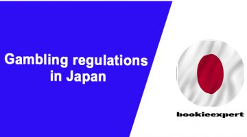 ambling regulations in Japan