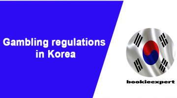 gambling regulations in Korea