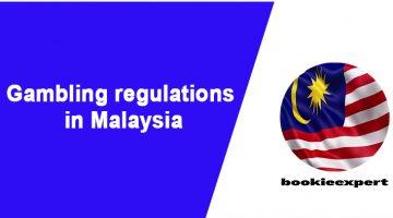 gambling regulations in Malaysia