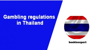 gambling regulations in Thailand