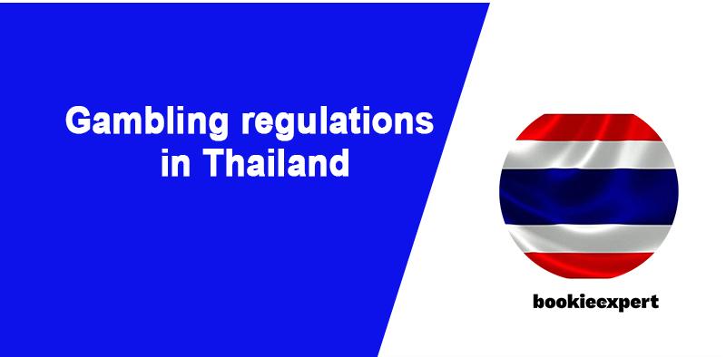 gambling regulations in Thailand