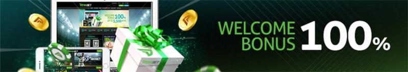 Dewabet welcome bonus