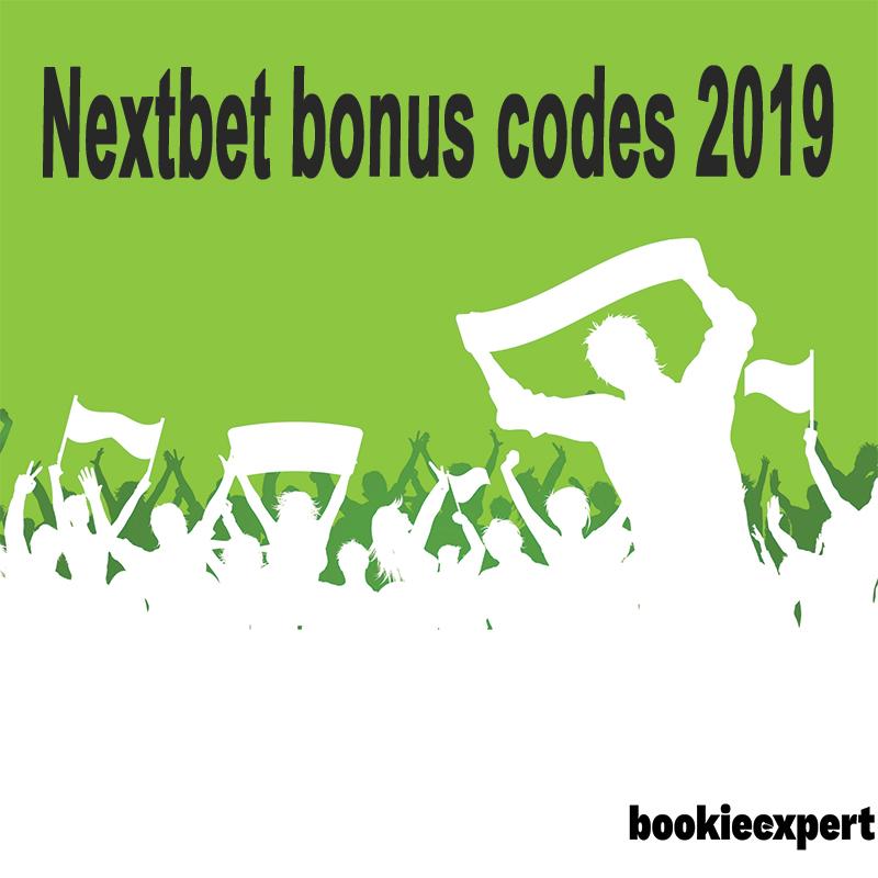 Nextbet bonus codes 2019