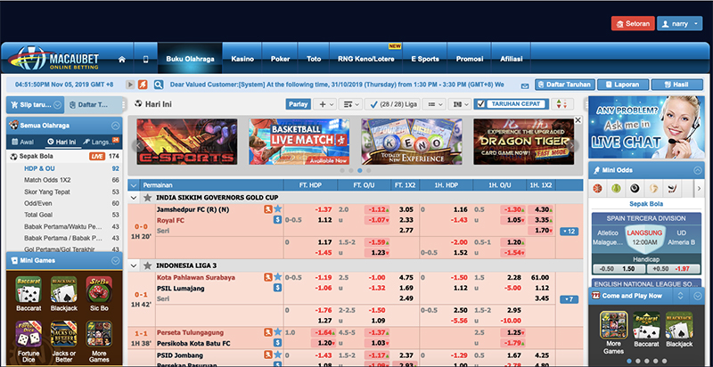 macaubet-sportsbook-screenshot